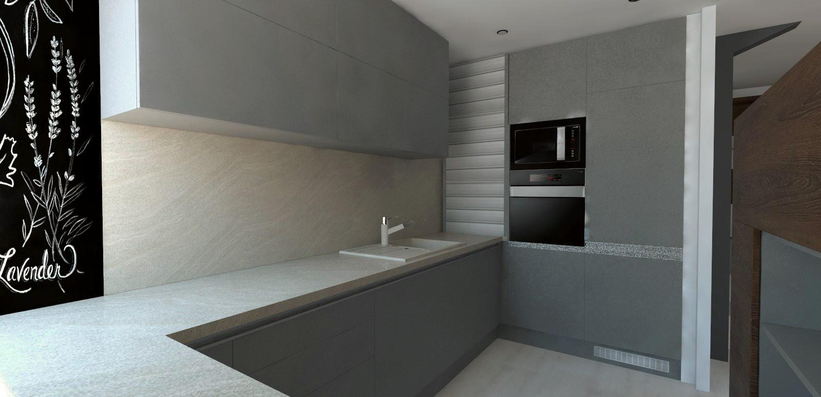 kuchyňa A