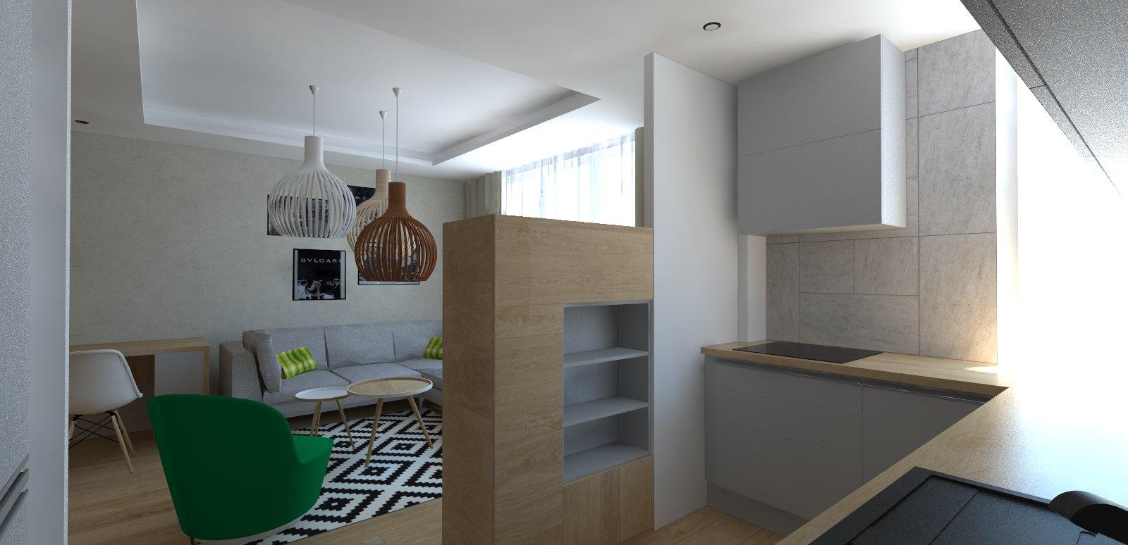 kuchyňa B