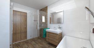 Kúpeľňa Rako UP