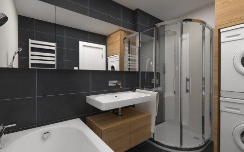 3d návrh a vizualizácia kúpeľne