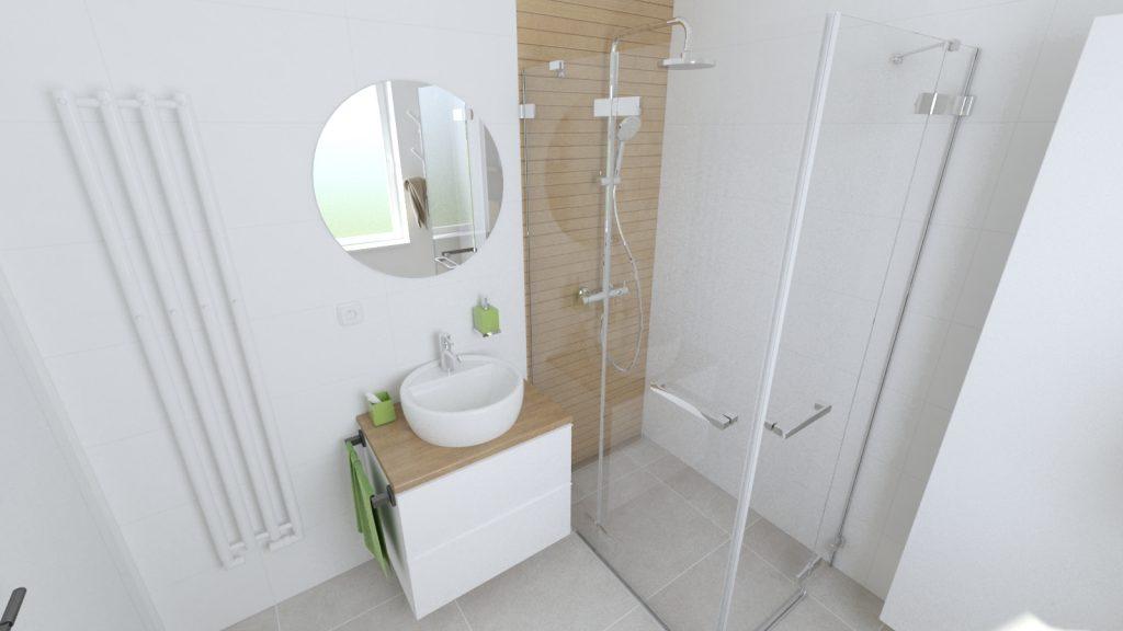 návrh kúpeľne obklady porcelanosa