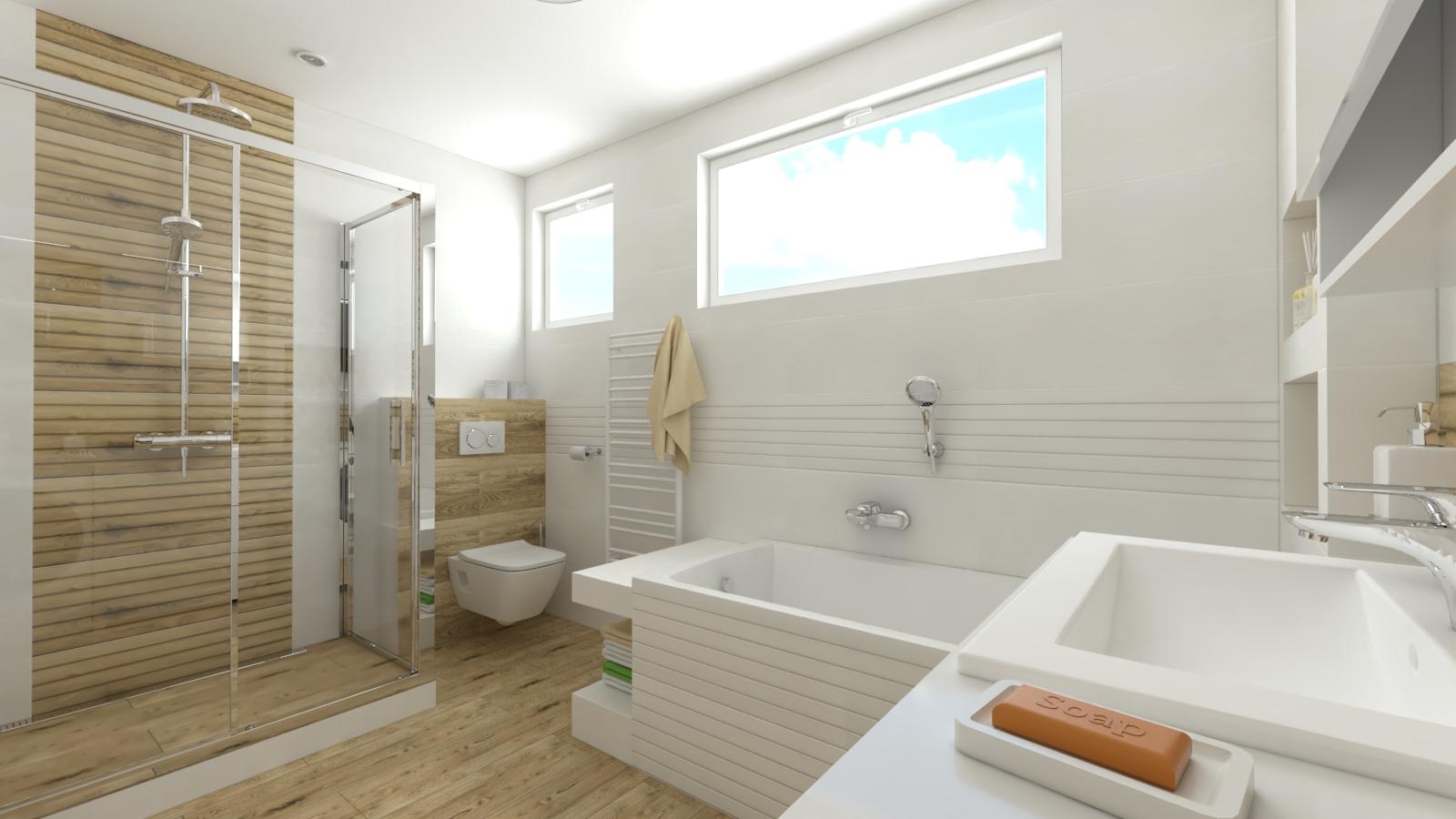 biely radiátor v kúpeľni