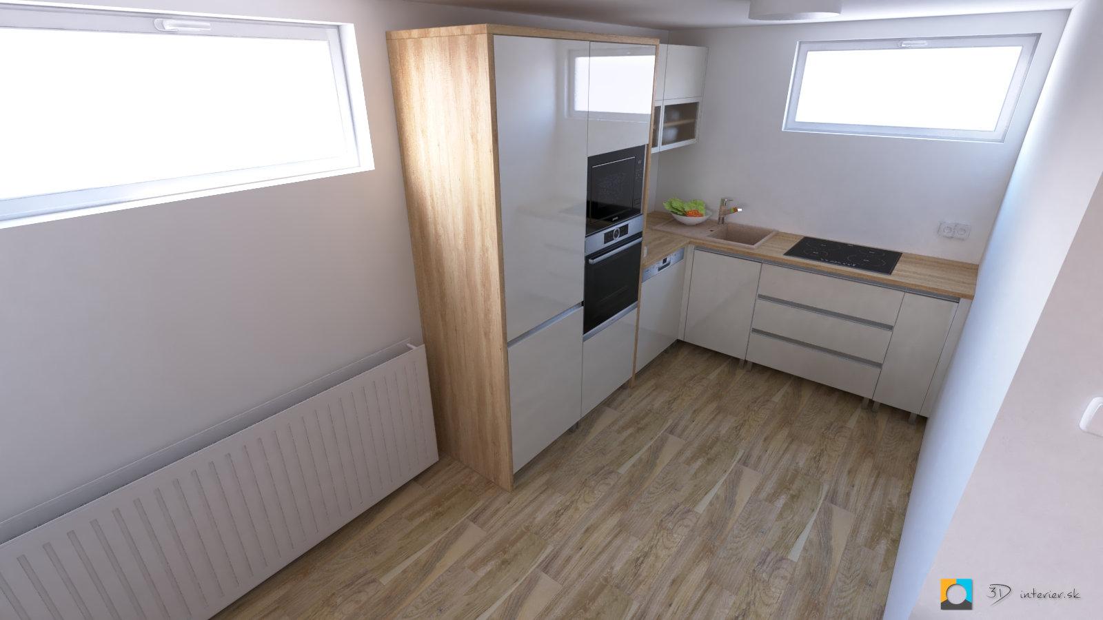 dizajnovy navrh interieru kuchyne