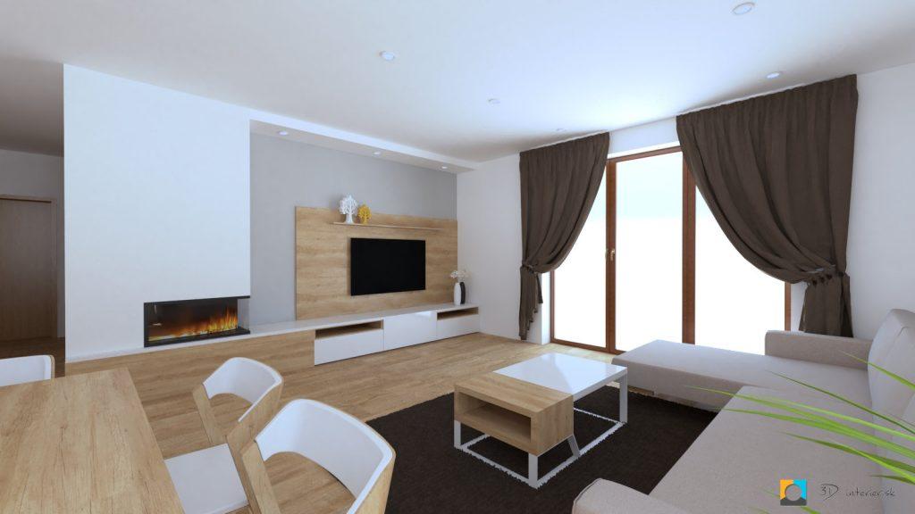modern krb dizajn interierov bungalov