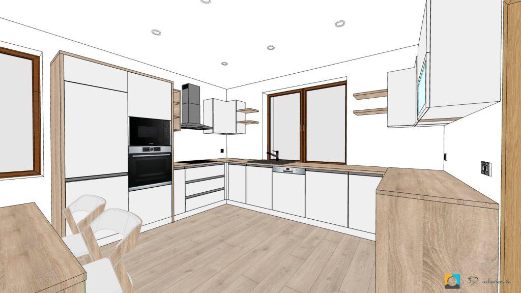 koncept kuchyne