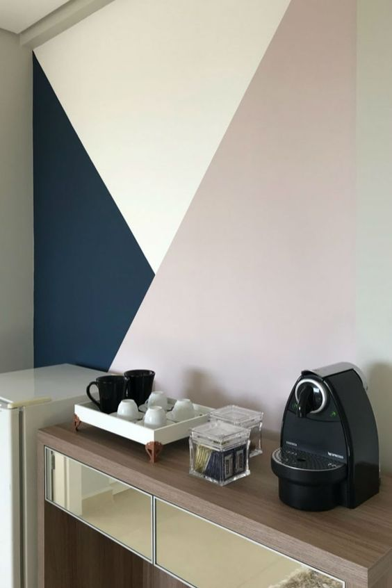 dizajn interiéru farby