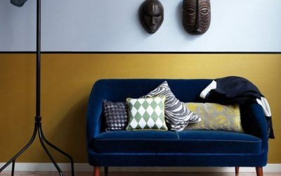 Farby na stenu – zaujímavé riešenia