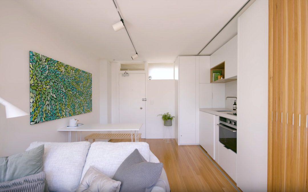 Inšpirácie pre malý byt
