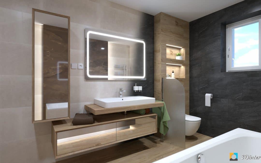 Farba kúpeľne – interaktívne porovnanie farieb