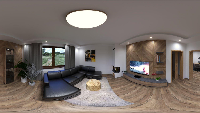 Virtuálna prehliadka – Industriálny interiér REG